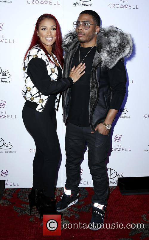 Shantel Jackson and Nelly 3