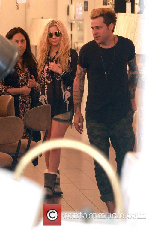 Avril Lavigne and Ryan Cabrera 5