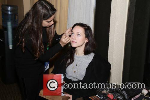 Make-up Artist Margie Bresciani and Lena Hall 2