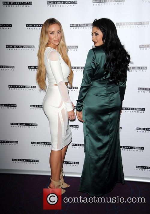 Lauren Pope and Chloe Ferry 5