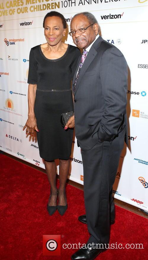 C. Sylvia Brown and Eddie Brown 1