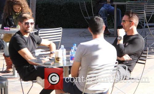 Steven Gerrard, Steven, And Robbie and Keane 2