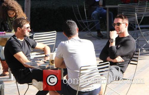 Steven Gerrard, Steven, And Robbie and Keane 4