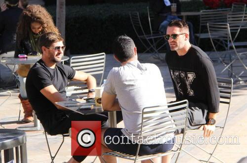 Steven Gerrard, Steven, And Robbie and Keane 5