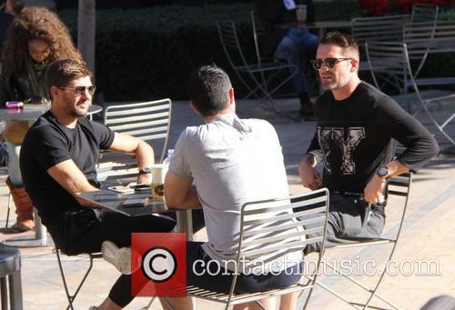 Steven Gerrard, Steven, And Robbie and Keane 6