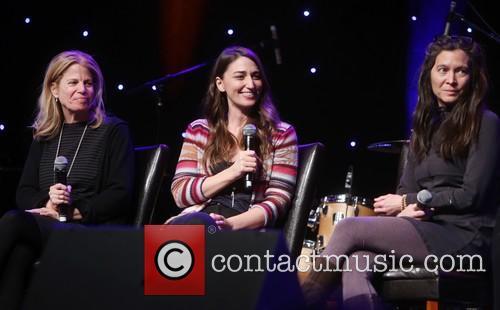 Jessie Nelson, Sara Bareilles and Diane Paulus 9