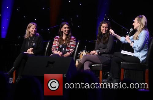 Jessie Nelson, Sara Bareilles, Diane Paulus and Blake Ross 10