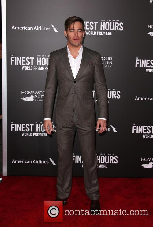 Chris Pine 7