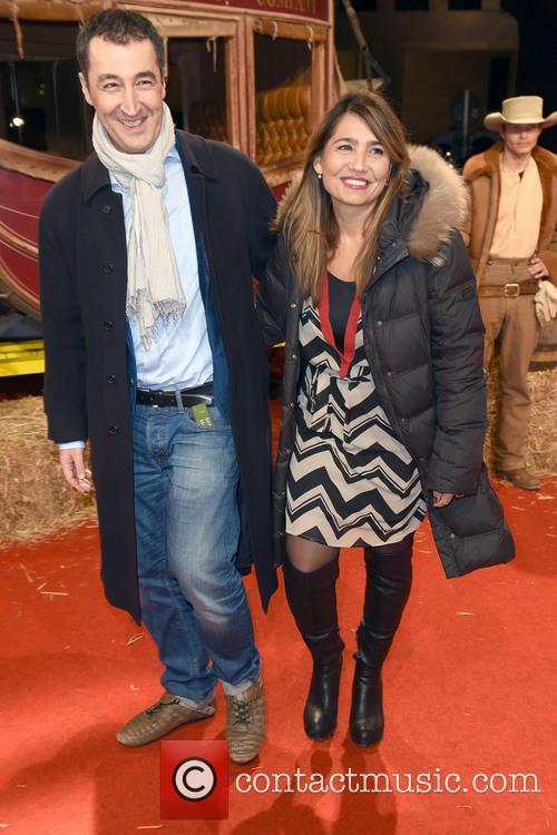 Cem Oezdemir and Pia Maria Castro 1