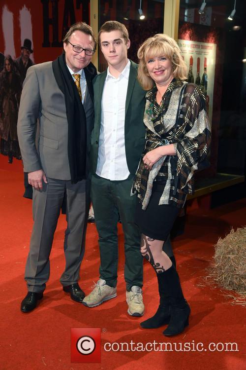 Dirk Ullmann, Son Mel and Nanna Kuckuck 1
