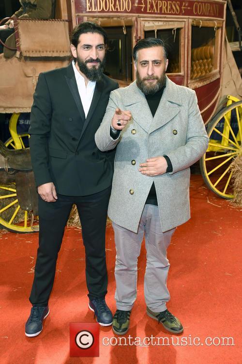 Numan Acar and Kida Khodr Ramadan 1