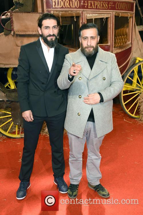 Numan Acar and Kida Khodr Ramadan 2