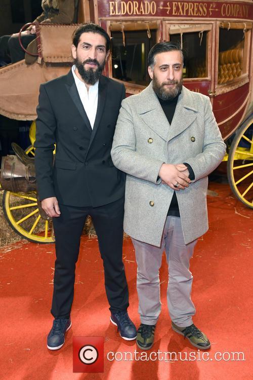 Numan Acar and Kida Khodr Ramadan 3