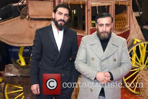 Numan Acar and Kida Khodr Ramadan 4