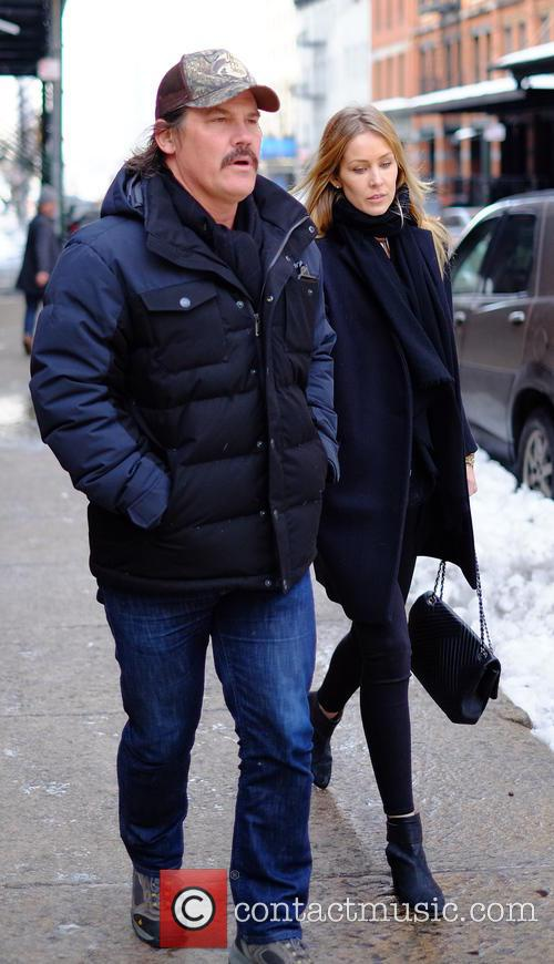 Josh Brolin and Kathryn Boyd 5