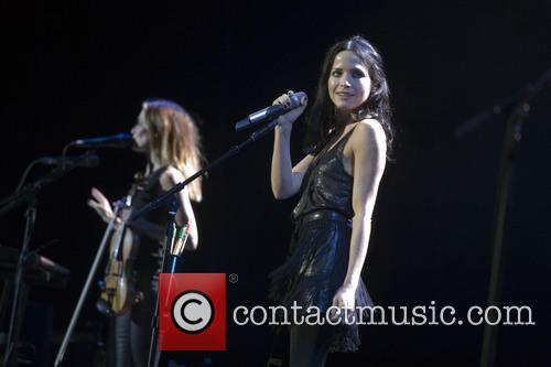 Andrea Corr and Sharon Corr 4