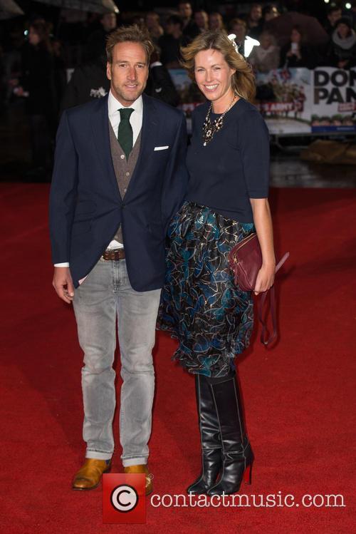 Ben Fogle and Marina Fogle 3