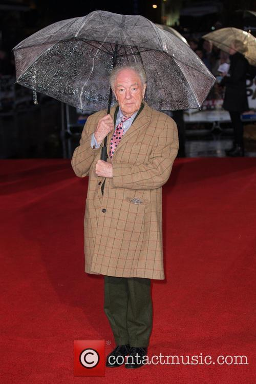 Sir Michael Gambon 1