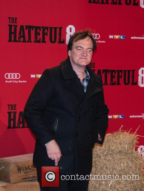 Quentin Tarantino 1