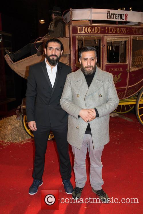 Numan Arcan and Kida Kohda Ramadan 1