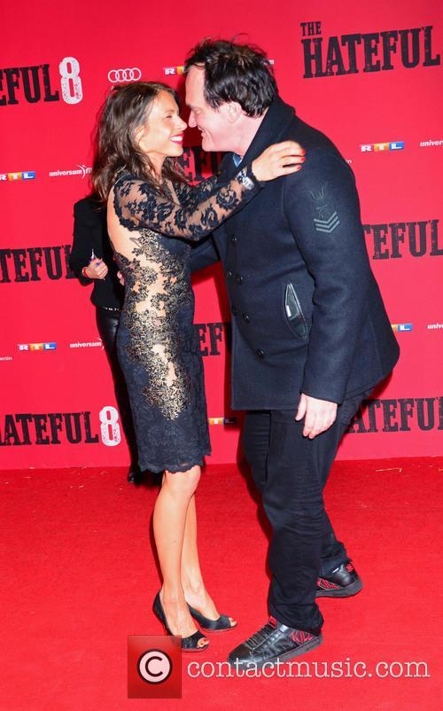 Jana Pallaske and Quentin Tarantino 8