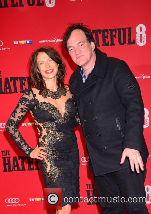 Jana Pallaske and Quentin Tarantino 11