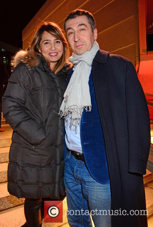 Pia Maria Castro and Cem Oezdemir 1