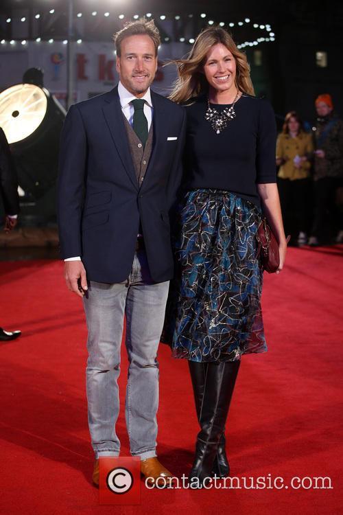 Ben Fogle and Wife Marina Fogle 3