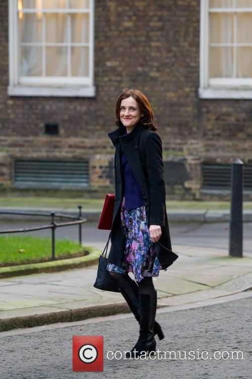 Theresa Villiers Mp and Secretary Of State For Northern Ireland 2