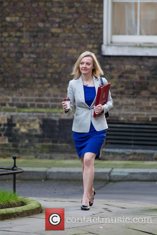 Elizabeth Truss Mp, Secretary Of State For Environment, Food and Rural Affairs 1