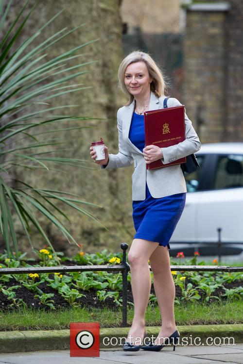 Elizabeth Truss Mp, Secretary Of State For Environment, Food and Rural Affairs 2