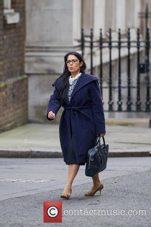 Priti Patel Mp and Minister Of State For Employment 1