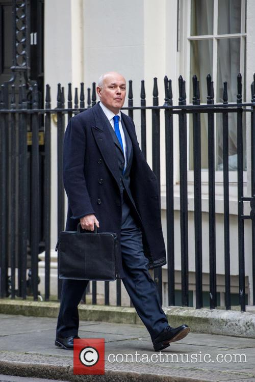 Iain Duncan Smith Mp, Secretary Of State For Work and Pensions 3