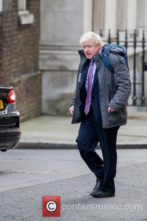 Boris Johnson, Mayor Of London, Member Of Parliament For Uxbridge and South Ruislip 1