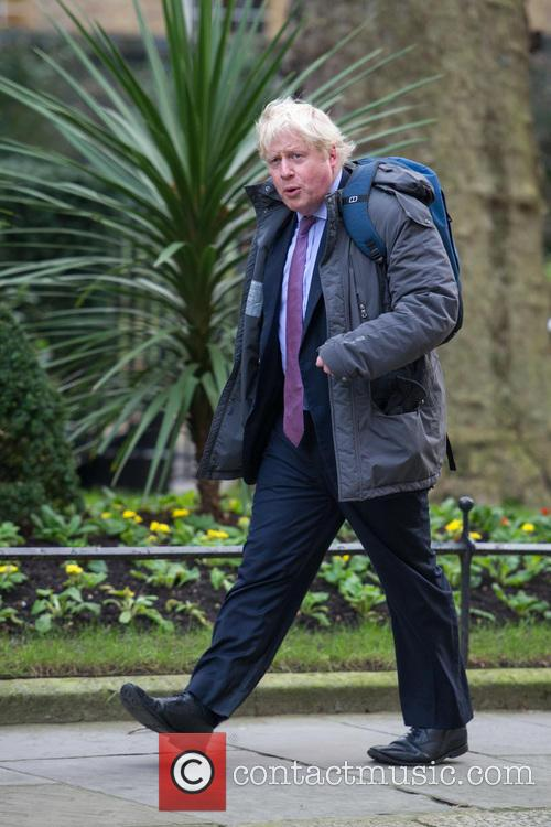 Boris Johnson, Mayor Of London, Member Of Parliament For Uxbridge and South Ruislip 2