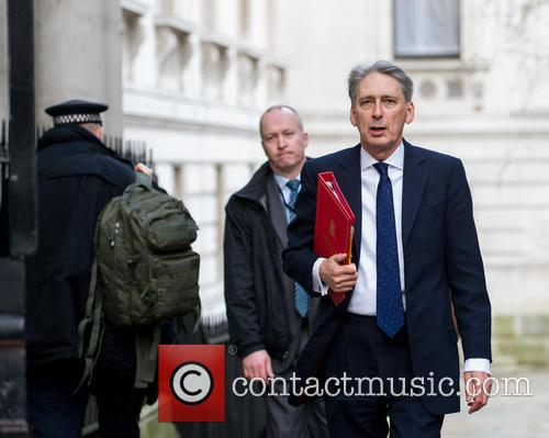 Philip Hammond Mp, Secretary Of State For Foreign and Commonwealth Affairs 1