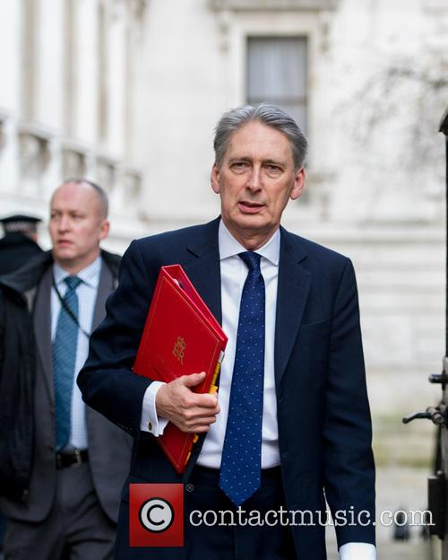 Philip Hammond Mp, Secretary Of State For Foreign and Commonwealth Affairs 2
