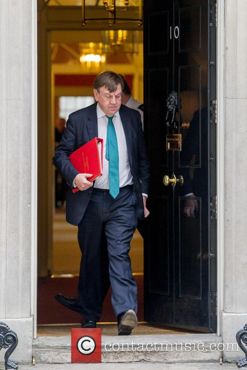 John Whittingdale Mp, Secretary Of State For Culture, Media and Sport 1