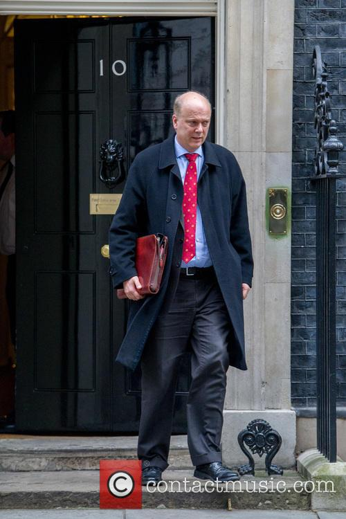 Chris Grayling Mp, Lord President Of The Council and Leader Of The House Of Commons 2