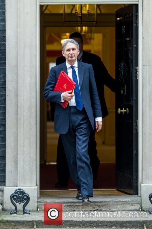 Philip Hammond Mp, Secretary Of State For Foreign and Commonwealth Affairs 3