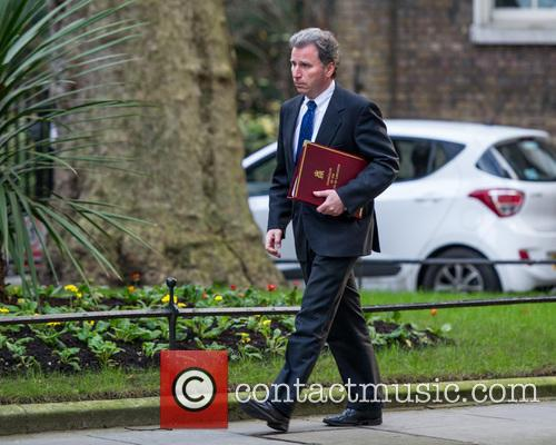 Oliver Letwin and Chancellor Of The Duchy Of Lancaster 1