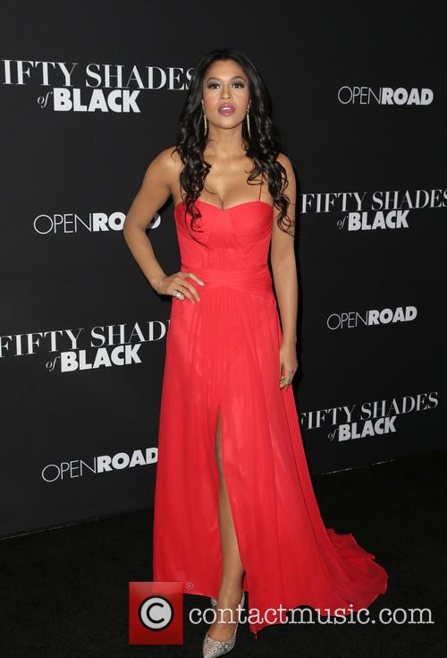 Premiere of 'Fifty Shades of Black' - Arrivals