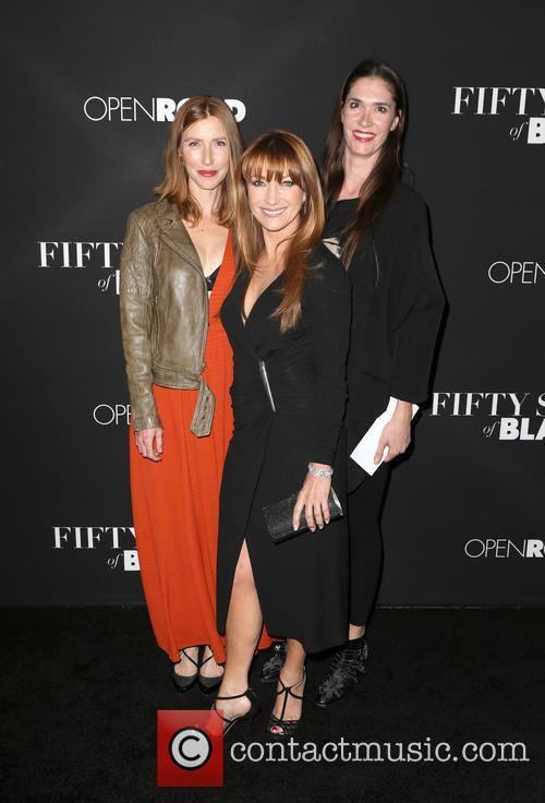 Katherine Flynn, Jane Seymour and Jenny Flynn 1