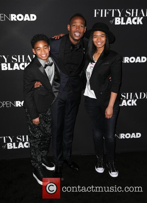 Shawn Howell Wayans, Marlon Wayans and Amai Zackary Wayans 1