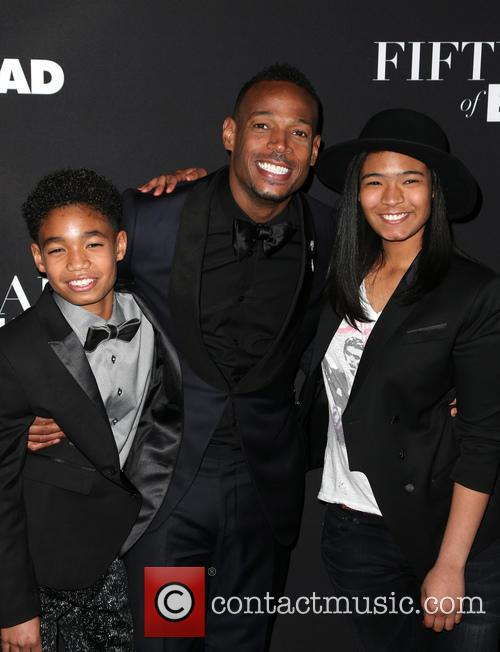 Shawn Howell Wayans, Marlon Wayans and Amai Zackary Wayans 2