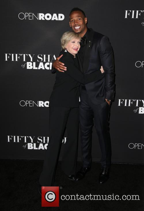 Florence Henderson and Marlon Wayans 11