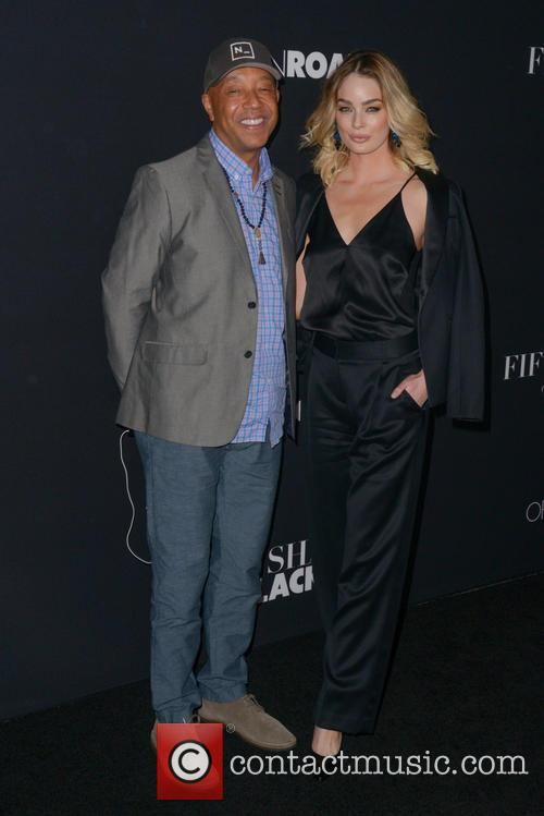 Russell Simmons and Lucy Mcintosh 3
