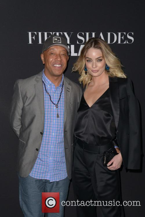 Russell Simmons and Lucy Mcintosh 5