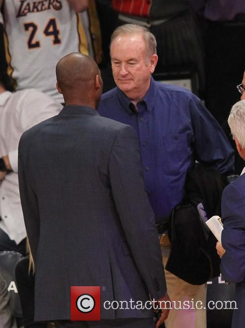 Bill O'reilly and Kobe Bryant 7