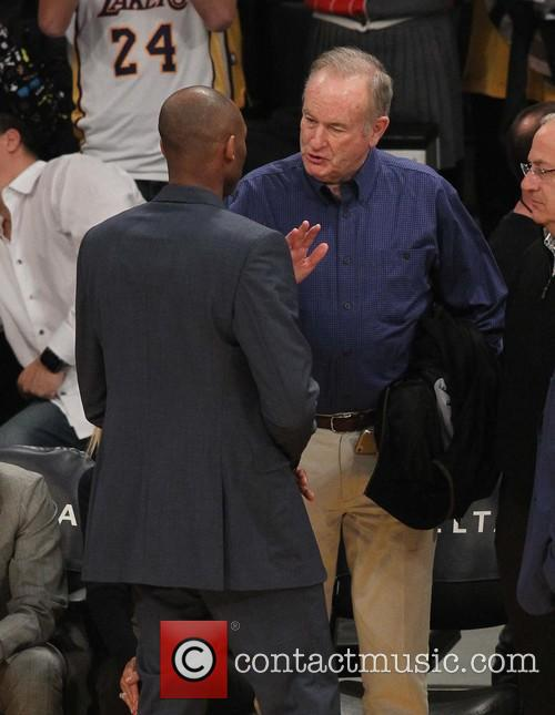Bill O'reilly and Kobe Bryant 8